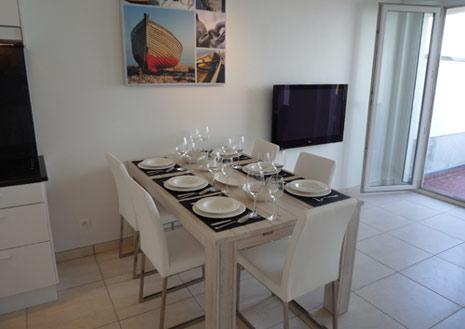 Oostende - Apt 2 Slpkmrs/Chambres - La Plage